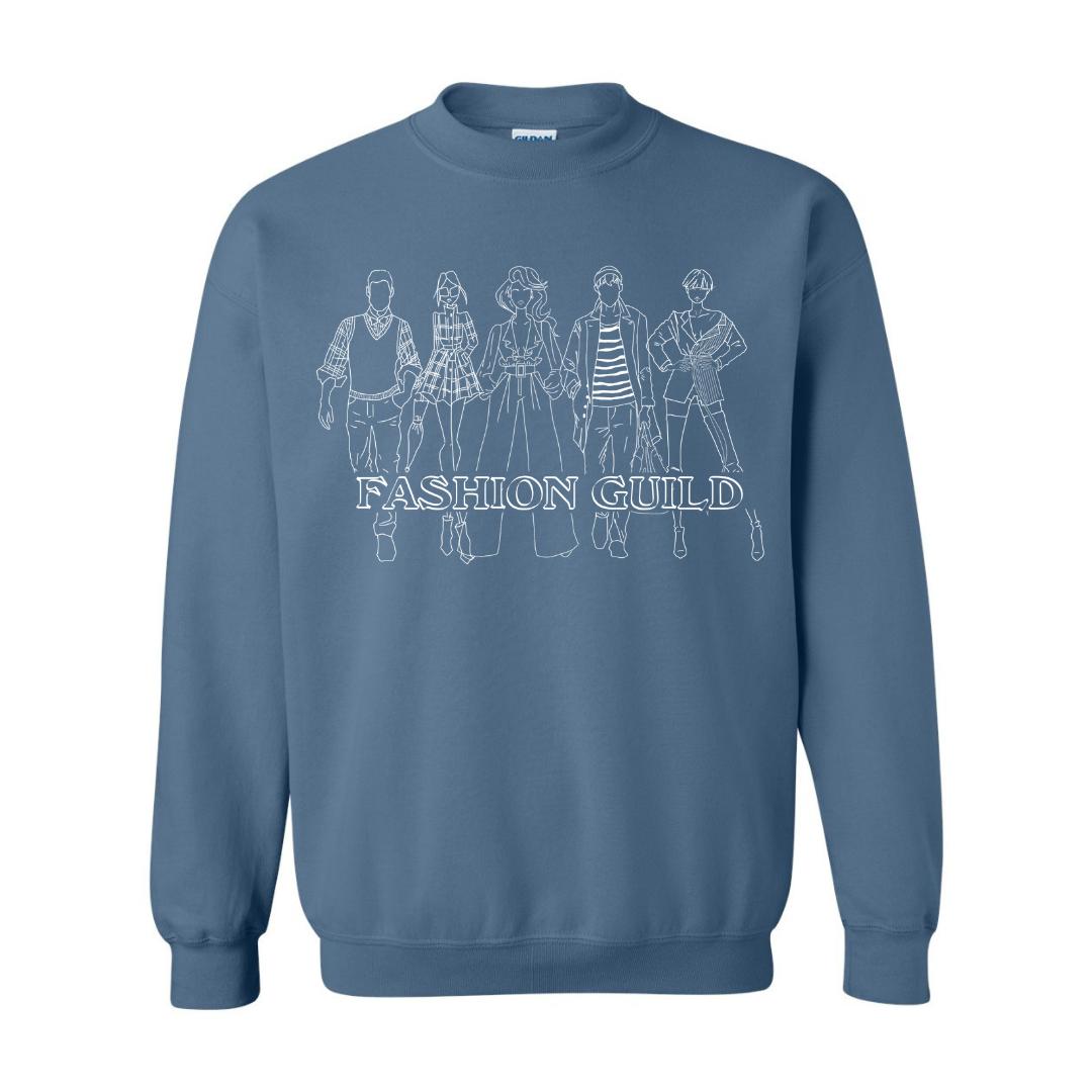 Fashion Guild sweatshirt by fashion designer Makaylee Gayed