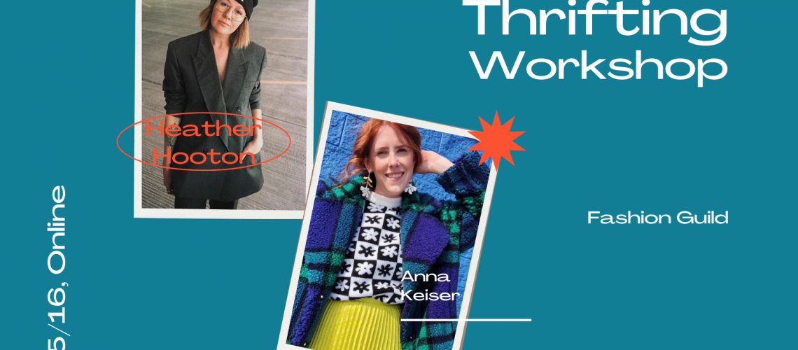 Thrifting Workshop FB Cover